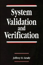 System Validation and Verification - Jeffrey O. Grady