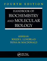 Handbook of Biochemistry and Molecular Biology, Fourth Edition : Section D Physical Chemical Data, Volume II - Roger L. Lundblad