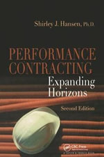 Performance Contracting : Expanding Horizons - Shirley J Hansen