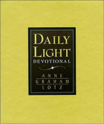 Daily Light Devotional : Black - Anne Graham Lotz