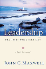 Leadership Promises for Everyday : A Daily Devotional - New Holland Publishers