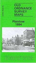 Plaistow 1894 : London Sheet 054.2 - Janice Brooker
