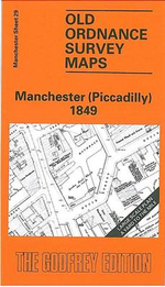 Manchester (Piccadilly) 1849 : Manchester Sheet 29 - Chris Makepeace