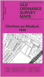 Chorlton-on-Medlock 1848 : Manchester Sheet 39 - Chris Makepeace