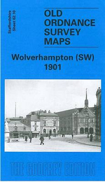 Wolverhampton (South West) 1901 : Staffordshire Sheet 62.10 - John Boynton