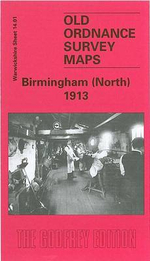 Birmingham (North) 1913 : Warwickshire Sheet 14.01 - John Boynton
