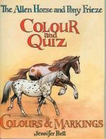 Colours and Markings Frieze :  Colours & Markings - Jennifer Bell