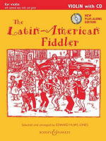 The Latin-American Fiddler : Violin