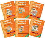Stamps of the World 2014: Volume 1-6 : Simplified Catalogue - Stanley Gibbons