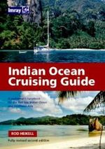 Indian Ocean Cruising Guide : Folding Pocket Size Travel Map - Rod Heikell
