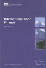 International Trade Finance : Europe v. 1 - Paul Cowdell