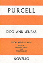 Henry Purcell : Dido and Aeneas - Vocal Score - Henry Purcell