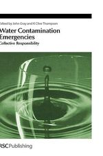 Water Contamination Emergencies : Collective Responsibility