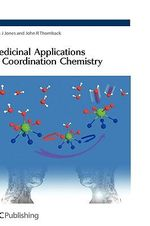 Medicinal Applications of Coordination Chemistry - Chris J. Jones