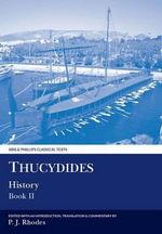 History : Bk. 2 - Thucydides