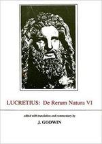 De Rerum Natura : Bk. 6 - Titus Lucretius Carus