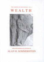 Wealth : v. 2 - Aristophanes