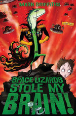 Space Lizards Stole My Brain! - Mark Griffiths