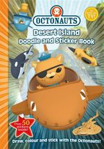 Desert Island Doodle and Sticker Book : Desert Island Doodles Colouring Book - Simon & Schuster