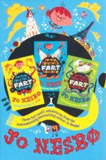 Doctor Procter's Fart Powder (3 Book Box Set) : Doctor Procter's Fart Powder, Time Travel Bath Bomb, The End of The World Maybe - Jo Nesbo