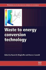 Waste to Energy Conversion Technology : 15th International Conference on Photosynthesis