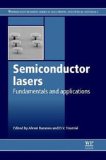 Semiconductor Lasers : Fundamentals and Applications