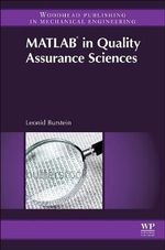 MATLAB in Quality Assurance Sciences - Dr. Leonid Burstein