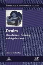 Denim : Manufacture, Finishing and Applications