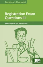 Registration Exam Questions : III - Nadia Bukhari