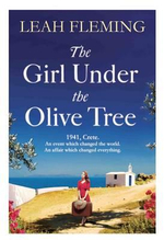 The Girl Under the Olive Tree - Leah Fleming