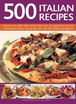 500 Italian Recipes
