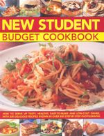 New Student Budget Cookbook - Lucy Doncaster