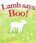 Lamb Says Boo! : Picture Flats 1st Edition - Katherine Sully