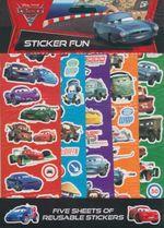 Disney-Pixar Cars : Sticker Fun