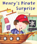 Henry's Pirate Surprise - Justin C.H. Birch