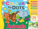 Colour By Dots : Animals