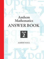 Anthem Mathematics Answer Book - Albert Hall