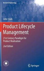 Product Lifecycle Management : Decision Engineering - John Stark