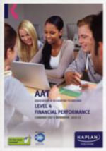 Financial Performance - Combined Text and Workbook : Level 4 -  Kaplan Publishing