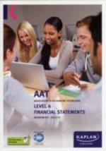 Financial Statements - Revision Kit -  Kaplan Publishing