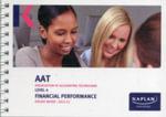 Financial Performance - Pocket Notes -  Kaplan Publishing
