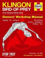 Klingon Bird of Prey Manual : IKS Rotarran (B'rel-class) - Rick Sternbach