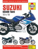 Suzuki GS500 Twins Service and Repair Manual - Matthew Coombs