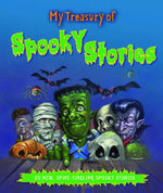 My Treasury of Spooky Stories : Gift Book - Ice Water Press