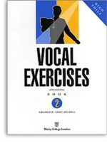 Vocal Exercises : High Voice Book 2 - Trinity College London