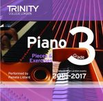 Piano 2015-2017 : Grade 3