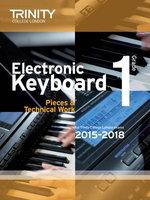Electronic Keyboard 2015-2018 : Grade 1