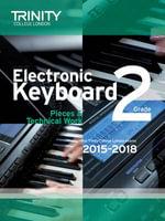 Electronic Keyboard 2015-2018 : Grade 2