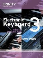 Electronic Keyboard 2015-2018 : Grade 3