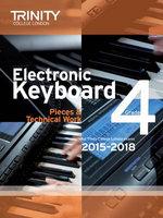 Electronic Keyboard 2015-2018 : Grade 4